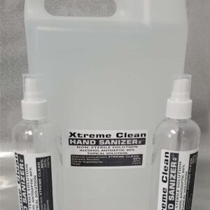 Xtreme Clean Hand Sanitizer Gallon